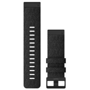 Garmin QuickFit 26mm nylonový řemínek pro Fénix 6X, černá