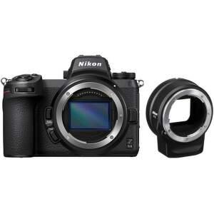 Nikon Z6 II + FTZ adaptér