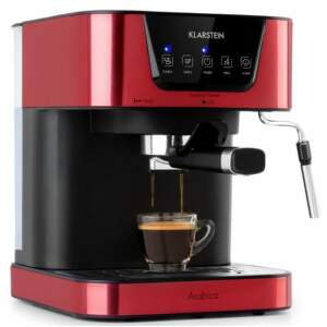 Klarstein Arabica automatické espresso
