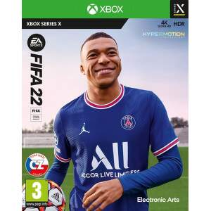 FIFA 22 - Xbox Series X hra