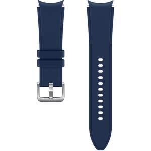 Samsung sportovní řemínek s rýhováním M/L pro Galaxy Watch4 Classic 46 mm modrý