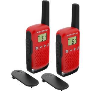 Motorola Talkabout T42, červená