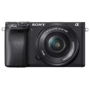 Sony Alpha 6400 černá + Sony 16-50mm f/3,5-5,6 OSS SEL