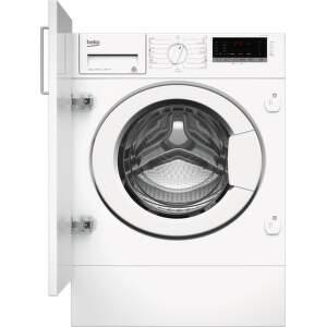 BEKO WITV8712X0W, Vstavaná práčka