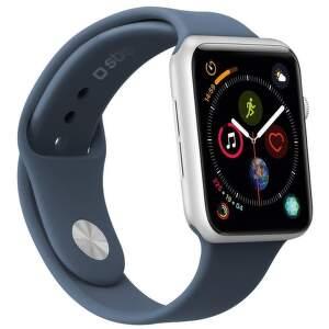 Sbs remienok pre Apple Watch 40 mm M/L modrá