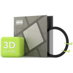 Tempered Glass Protector 3D tvrzené sklo pro Garmin Venu 2s černá