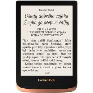PocketBook 632 Touch HD 3 měděná