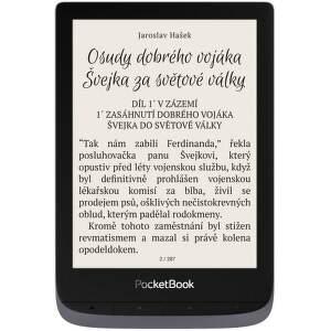PocketBook 632 Touch HD 3 šedá