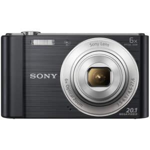 Sony CyberShot DSC-W810 (černý) - fotoaparát