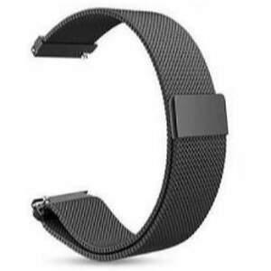 Xiaomi ocelový remienok 22 mm pre hodinky Amazfit GTR čierna