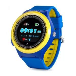 Smartomat Kid 3 Circle Chytré hodiny modrá