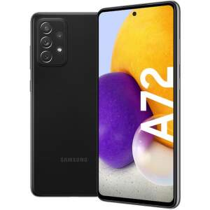 Samsung Galaxy A72 128 GB černý