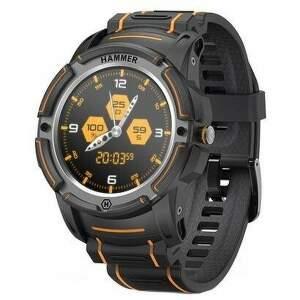 Hammer Watch oranžovo-černé