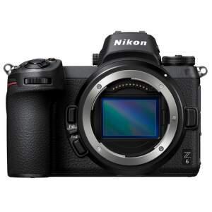 Nikon Z6 + FTZ KIT