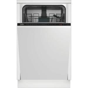 Beko DIS26021, vestavná myčka nádobí