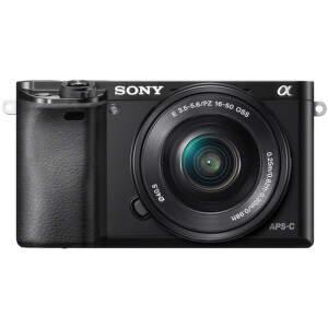 Sony Alpha 6000 černá + 16-50mm