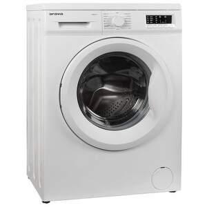 Orava WMO-610, slim bíla pračka plněná zepředu