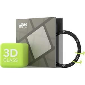 Tempered Glass Protector 3D tvrzené sklo 0,5 mm pro Huawei Watch GT 2e 46 mm černá