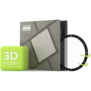 Tempered Glass Protector 3D tvrzené sklo pro Garmin Vivoactive 4 černá