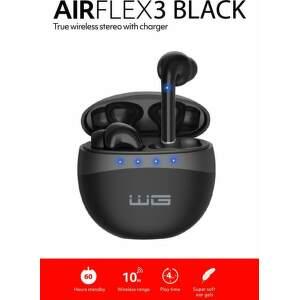 Winner AirFlex3 černé bezdrátová sluchátka