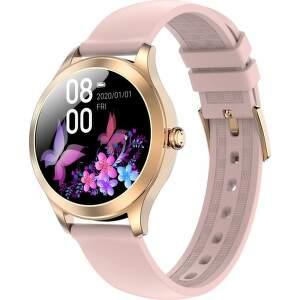 Armodd Candywatch Premium 2 zlaté s ružovým remienkom