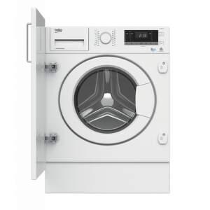 BEKO HITV8733B0, vestavná pračka se sušičkou