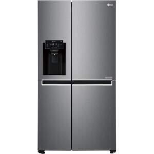 LG GSL471ICEZ, šedá americká chladnička