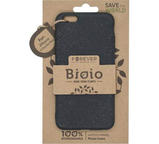 Forever Bioio pouzdro pro iPhone 6 Plus černé