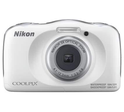Nikon Coolpix W150 Kit bílý