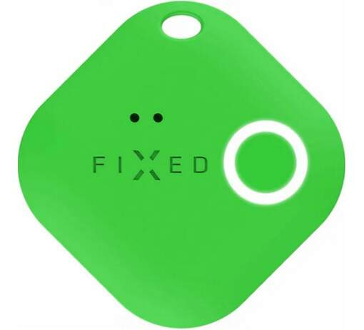 Fixed Smile Key s motion senzorem, zelená