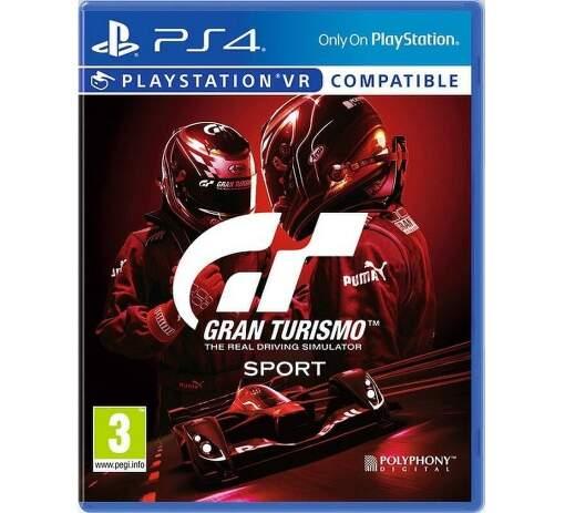 Gran Turismo Sport – Spec II PS4 hra