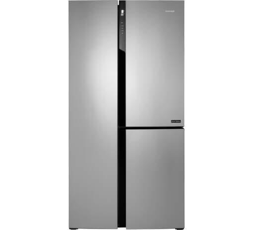 CONCEPT LA7791ss, nerezová americká chladnička