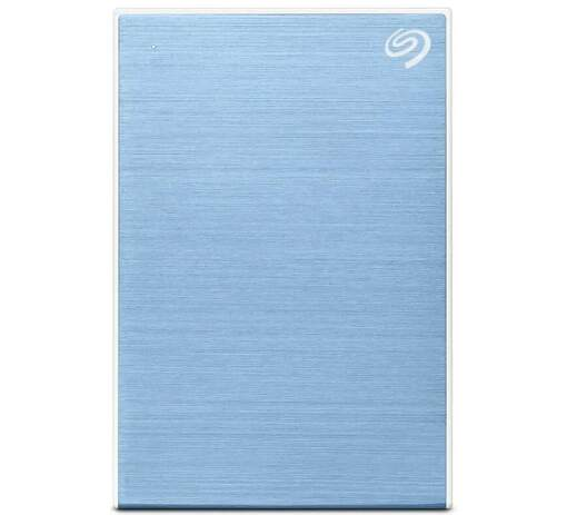 Seagate Backup Plus Slim 2TB modrý