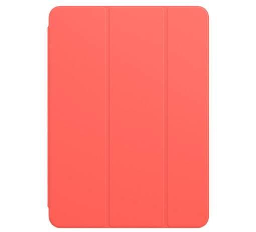 Apple Smart Folio pouzdro na iPad Pro 11'' (2. gen) MH003ZM/A citrusově růžové