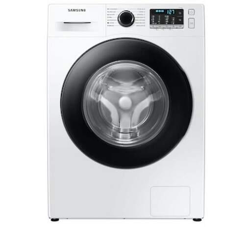 Samsung WW90TA046AT/LE, Pračka plněná zeprědu