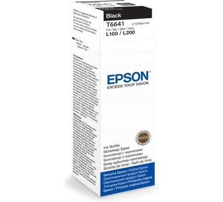 EPSON EPCT66414A10 BLACK cartridge