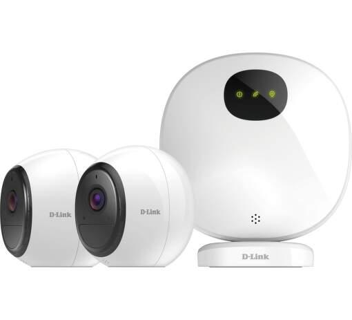 D-Link DCS-2802KT-EU mydlink Pro Wire-Free Camera Kit