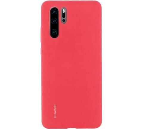 Huawei silikonové pouzdro pro Huawei P30 Pro, červená