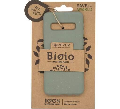 Forever Bioio zadní kryt pro Samsung Galaxy S10 zelený