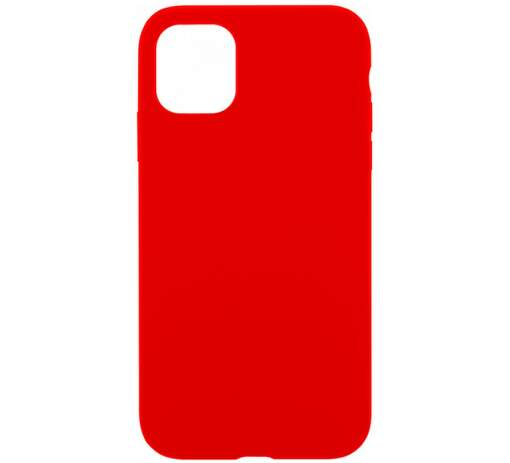 Winner Liquid pouzdro pro Apple iPhone 11 Pro, červená