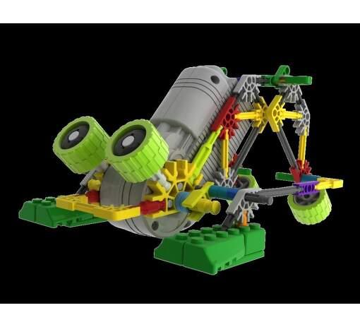 Carneo Robotic Frog stavebnice