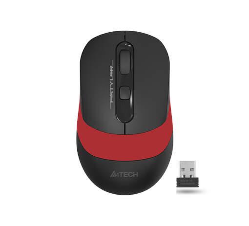 A4Tech FG10 černo-červená