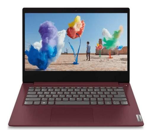 Lenovo IdeaPad 3 14ADA05 81W0001SCK červený
