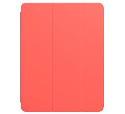 Apple Smart Folio pouzdro na iPad Pro 12,9'' (4. gen) MH063ZM/A citrusově růžové