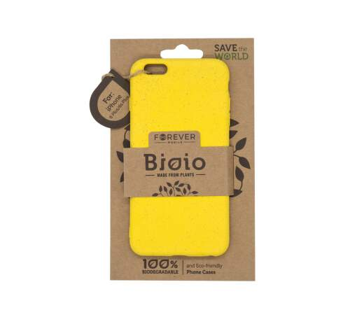 Forever Bioio pouzdro pro iPhone 6 Plus žluté