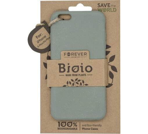 Forever Bioio pouzdro pro iPhone 6 Plus zelené