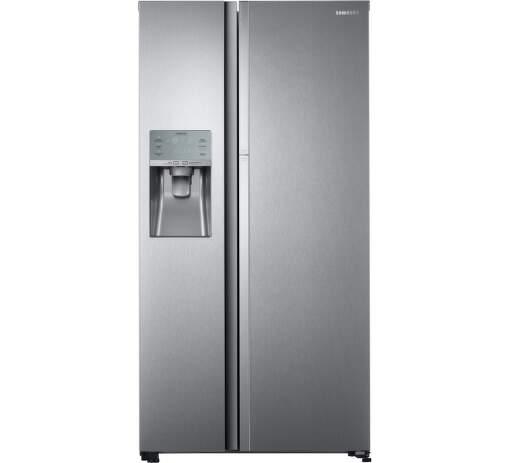 SAMSUNG RH58K6598SLEO, nerezová americká chladnička