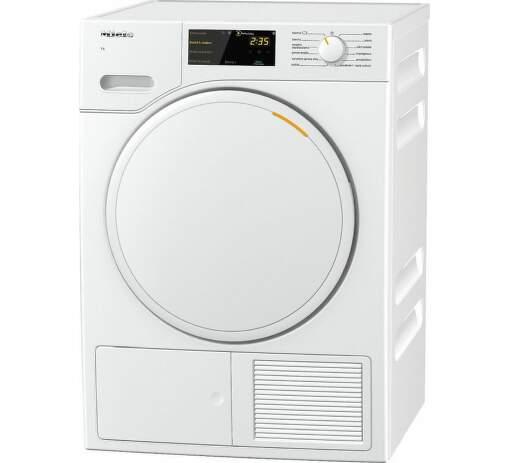 Miele TWB 140 WP, Sušička prádla