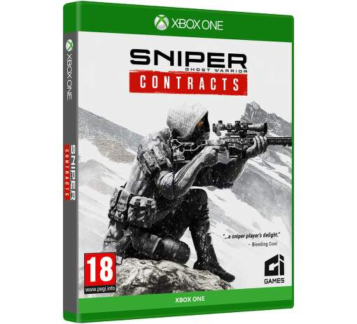 Sniper Ghost Warrior Contracts Xbox One hra