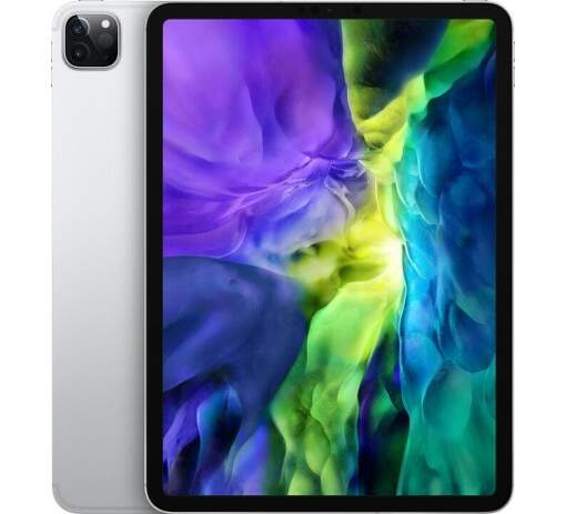 "Apple iPad Pro 11"" (2020) 512GB Wi‑Fi + Cellular MXE72FD/A stříbrný"